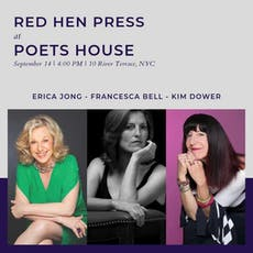 Red Hen Press at Poets House [Live Poetry Reading] tickets