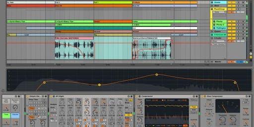 Curso de Ableton Live. Como hacer un beat. A cargo de Mica Hourbeigt