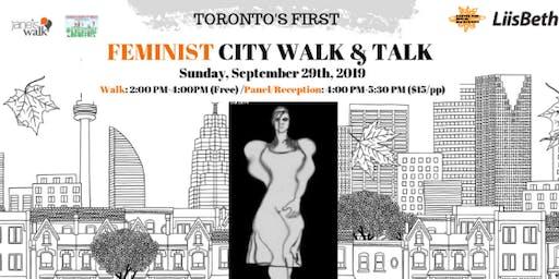 The TO Feminist City Walk & Talk