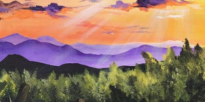 Purple Daze Brush Party - Milton Keynes