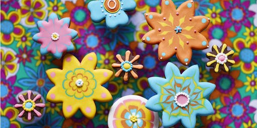 School of Icing - Flower Power - Northcote Road