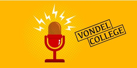Vondel College: Podcasting 2.0 tickets