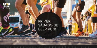 1er Sábado Beer Run