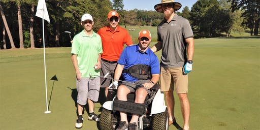 Triumph on the Greens Adaptive Golf Tournament 2019