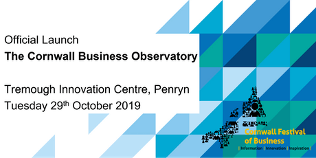 The Cornwall Business Observatory tickets