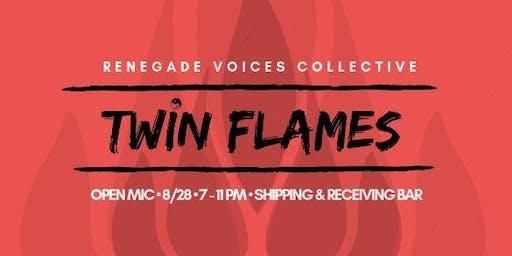 Renegade Voices Collective  Open Mic