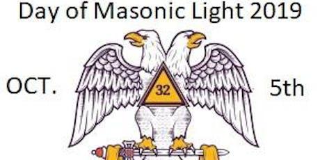 Day of Masonic light 2019 tickets