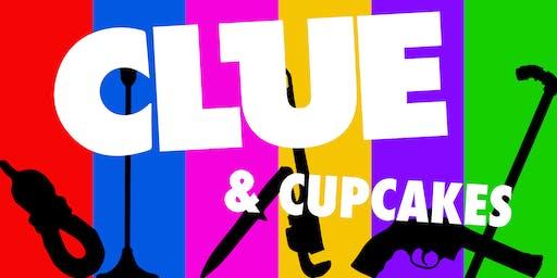 CLUE & Cupcakes
