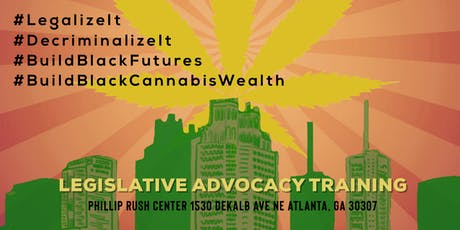 Harvest Initiative: Legislative Advocacy Training tickets