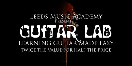 ONLINE GROUP GUITAR CLASSES tickets