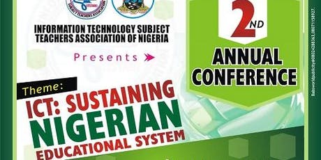 ICT:SUSTAINING  NIGERIAN EDUCATIONAL  SYSTEM tickets