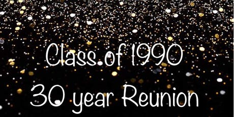 University City High School Class of 1990 Reunion tickets