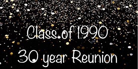 University City High School Class of 1990 Reunion tickets