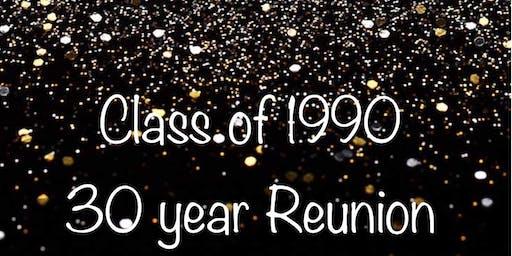 University City High School Class of 1990 Reunion