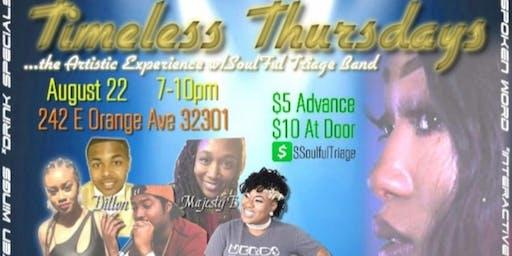Timeless Thursdays (August 22nd)