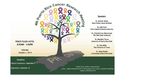 4th Puerto Rico Cancer Research Meeting