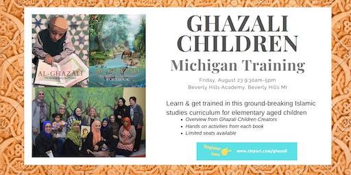 Michigan Workshop for Ghazali Children Curriculum