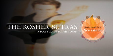 The Kosher Sutras new edition - Talk & Book Launch, Jerusalem 2019 tickets