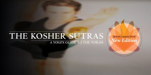 The Kosher Sutras new edition - Talk & Book Launch, Jerusalem 2019