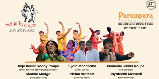 Parampara Series - The festival of Dance & Music