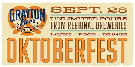 Grayton Beer Oktoberfest tickets
