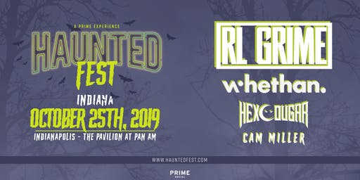 Haunted Fest Indiana 2019