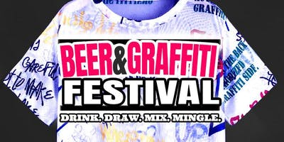 Beer & Graffiti Festival Riverside