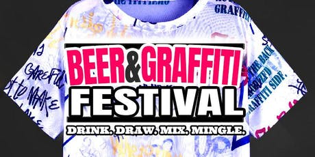 Beer & Graffiti Festival Orange County tickets