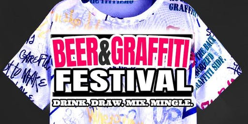 Beer & Graffiti Festival Riverside
