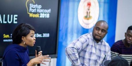 Startup Port Harcourt Week 2019 tickets
