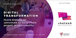 Shetech Masterschool: Digital Transformation