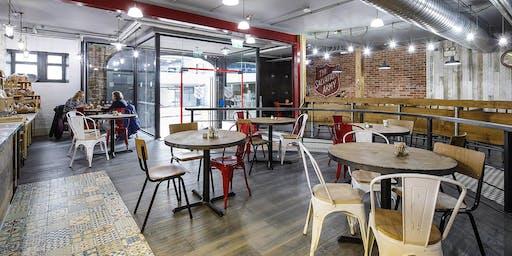 AD19 Salvation Army Cafe talk: Design Award winner - 2 years on