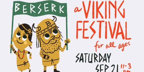 Berserk - A Viking Festival for All Ages tickets