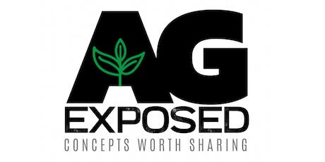 Ag Exposed 2019 tickets