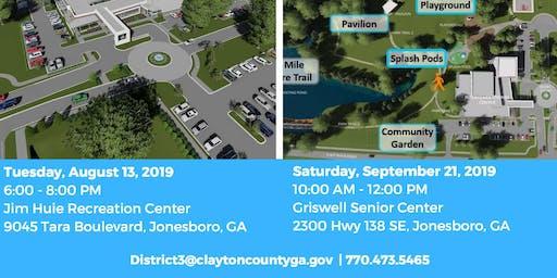 SW Intergenerational Center Program Idea Meeting September 21, 2019 10 a.m.