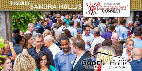 Free Cary Elite Rockstar Connect Networking Event (October, near Raleigh) tickets