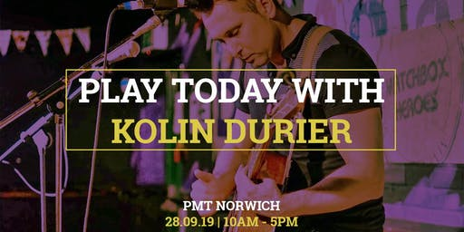 Play Today With Kolin Durier