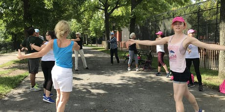 Moving for Life Dance Exercise Class @ Summer on the Hudson/Riverside Park tickets