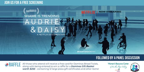 Audrie & Daisy | Free Screening and Panel Discussion tickets
