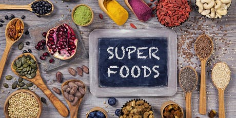 CNM London - Are Superfoods really super? (in Russian) tickets