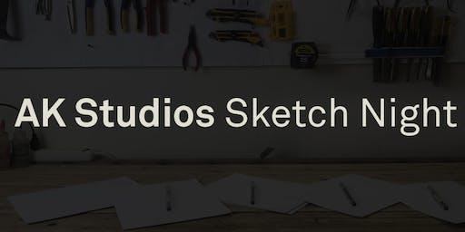 AK Studios Sketch Night