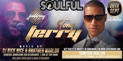 Soulful Sunday featuring Tony Terry