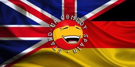 British Comedy in Estepona: With A Touch Of German tickets