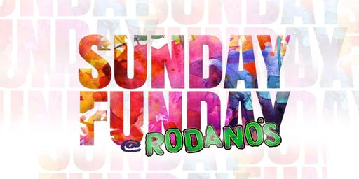 Sunday Funday at Rodano's with music by Robb Brown
