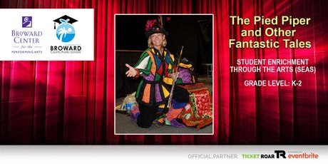 The Pied Piper and Other Fantastic Tales tickets