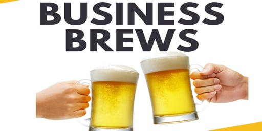 February Business Brews at Regus