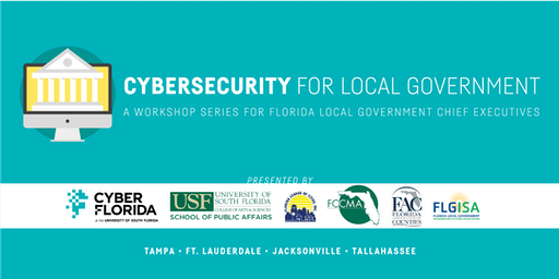 Cybersecurity for Local Government Workshop: Tampa