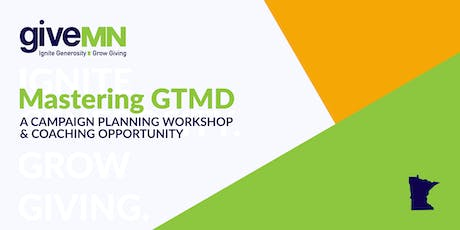 Saint Paul (East Metro) | GTMD Campaign Planning Workshop & Coaching tickets