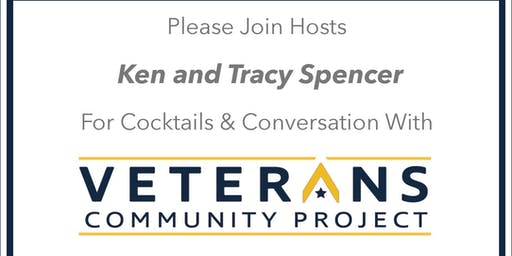 Cocktails and Conversation with Veterans Community Project