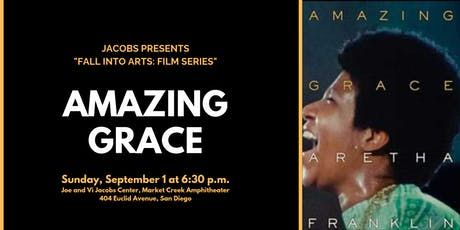 Fall Into Arts Film Series: AMAZING GRACE! tickets
